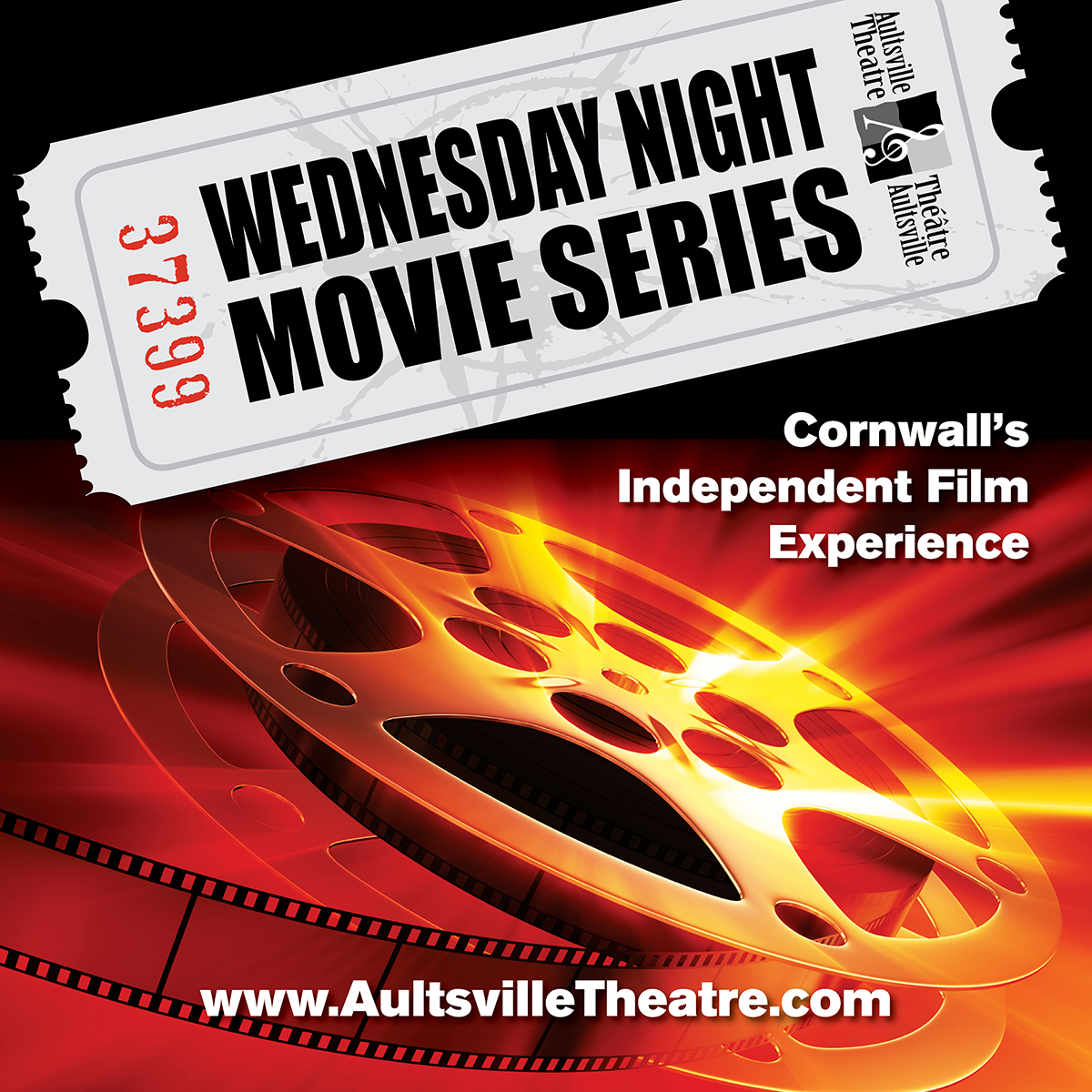 movie series aultsville theatre